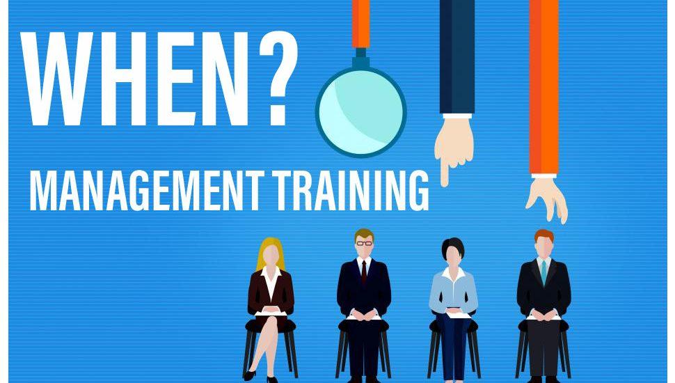 Kapan Waktu Yang Tepat Untuk Manajemen Training