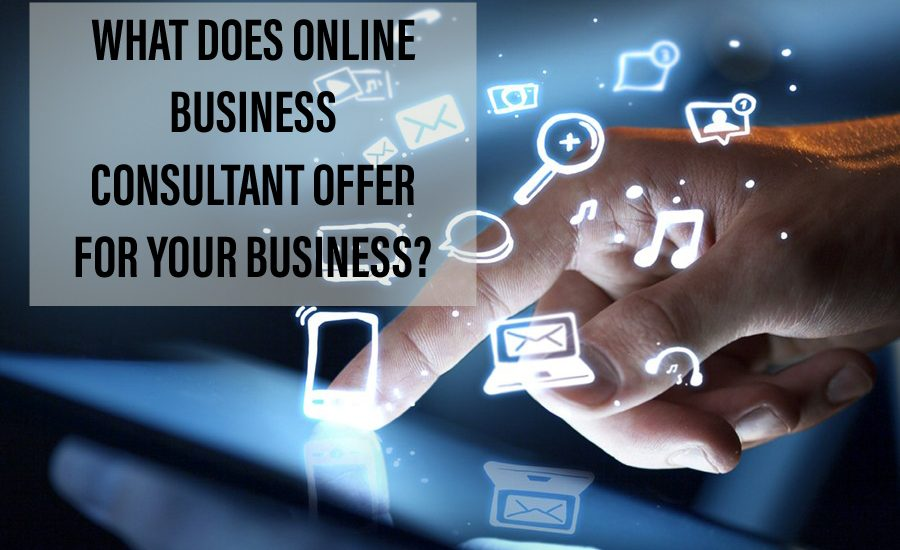 Konsultan Bisnis Online