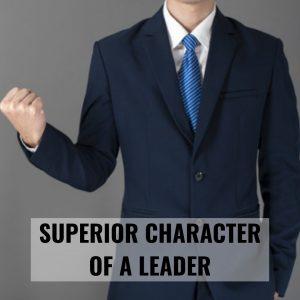 Karakter Pemimpin