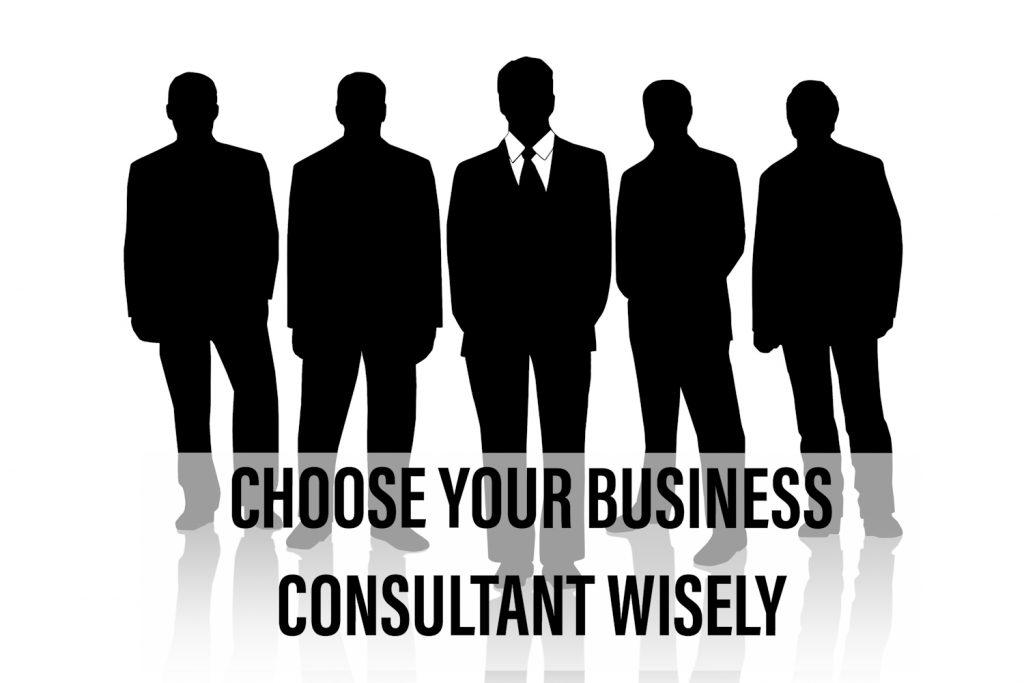 Memilih Konsultan Bisnis