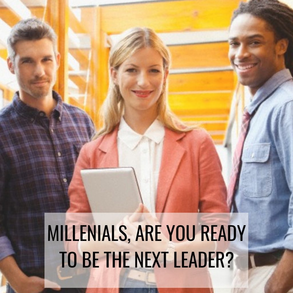 Training Leadership Milenial