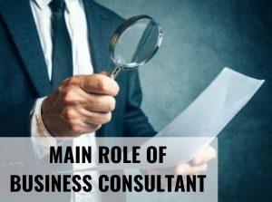 Peran Konsultan Bisnis
