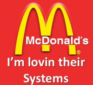 McDonalds System