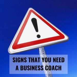 Tanda Anda Butuh Bisnis Coach