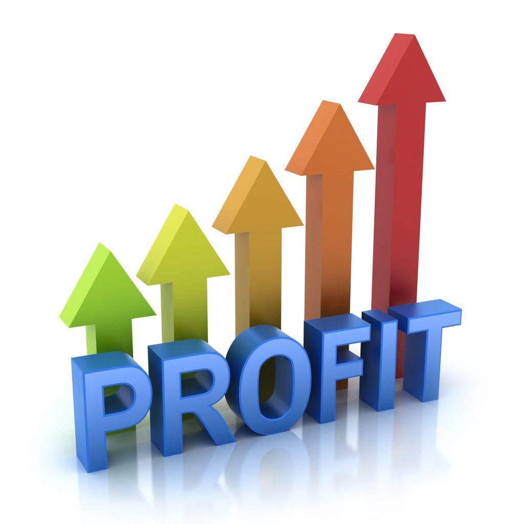 Profit Meningkat