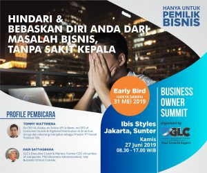 GLC Business Owner Summit Juni 2019 Jakarta